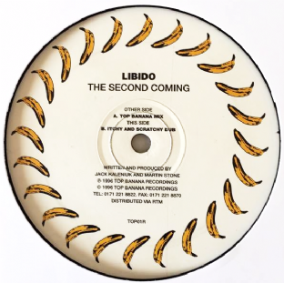 "Libido ‎- The Second Coming (12"") (Promo) (VG/NM)"
